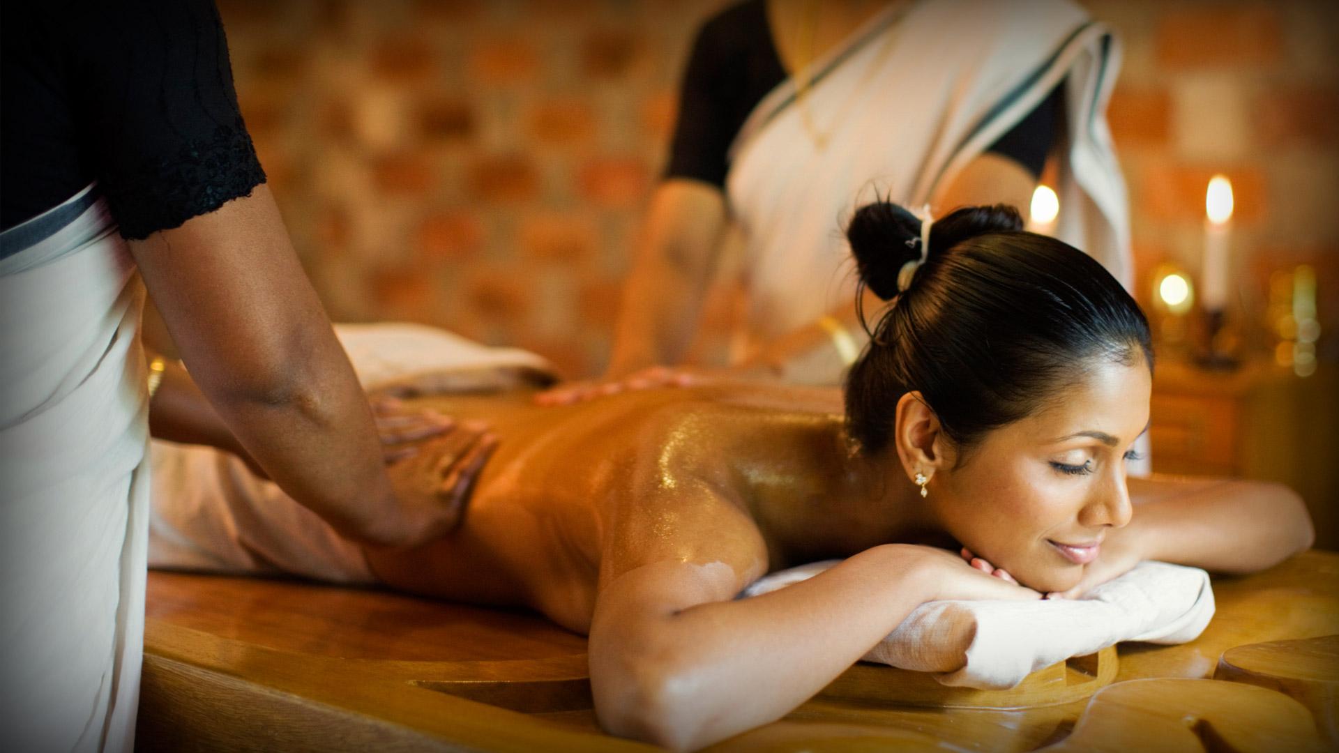 Ayurveda And Massage