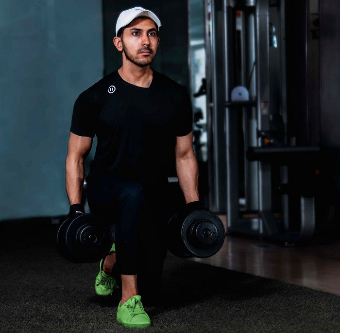 Dumbbell Workout Routine