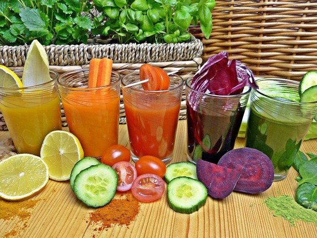 Benefits Of Fresh Juices