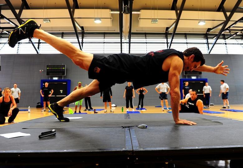 Combat Athletes